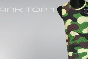 Tank Top – Military 1