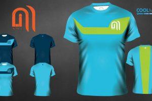 T-Shirt -G-Force COOLMAX® G2