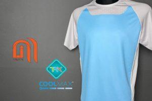 T-Shirt -G-Force COOLMAX® & TXF®