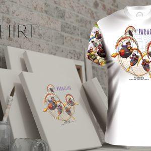 T-Shirt Steve Ham Design