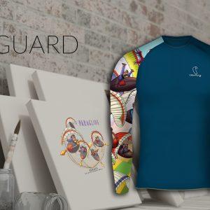Rashguard Steve Ham Design Lycra®
