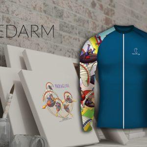 Speedarm Steve Ham Design Lycra®