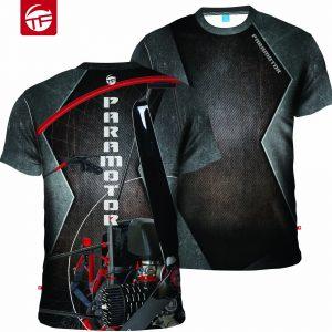 T-Shirt Paramotor 3 COOLMAX®