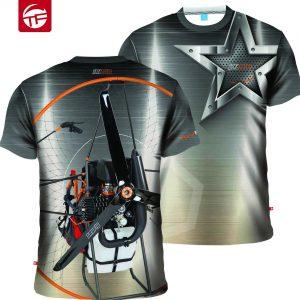 T-Shirt Paramotor COOLMAX®