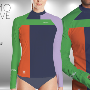 RashGuard – Let's Fly Acro Thermo Active Lycra®