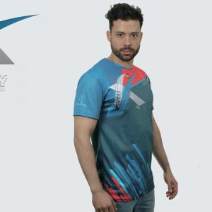 T-Shirt GraVity Team COOLMAX®