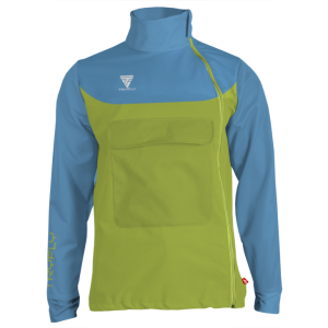 Asymetric Kangoo Softshell Jacket