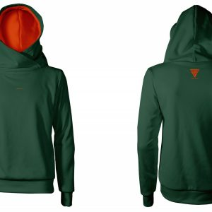 Softshell Hoodie Assassin style STOCK SIZE XL