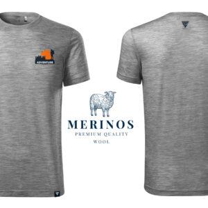 Merino T-shirt Adventure